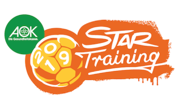 Logo AOK Star-Training