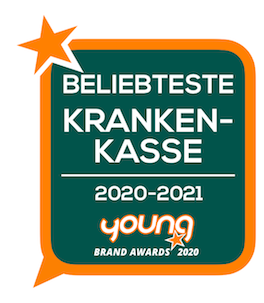 Grafik: Siegel YoungBrandAwards 2020